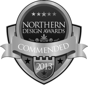 Northern Design Awards Commended